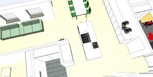 """Du får et visuelt indtryk af indretningen på computer, hvor vi """"kan gå rundt"""" i hjemmet og afprøve forskellige muligheder"""